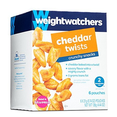 Weight Watchers Cheddar Twists