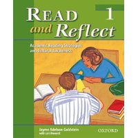 Read and Reflect 1: Academic Reading Strategies and Cultural Awareness Paperback