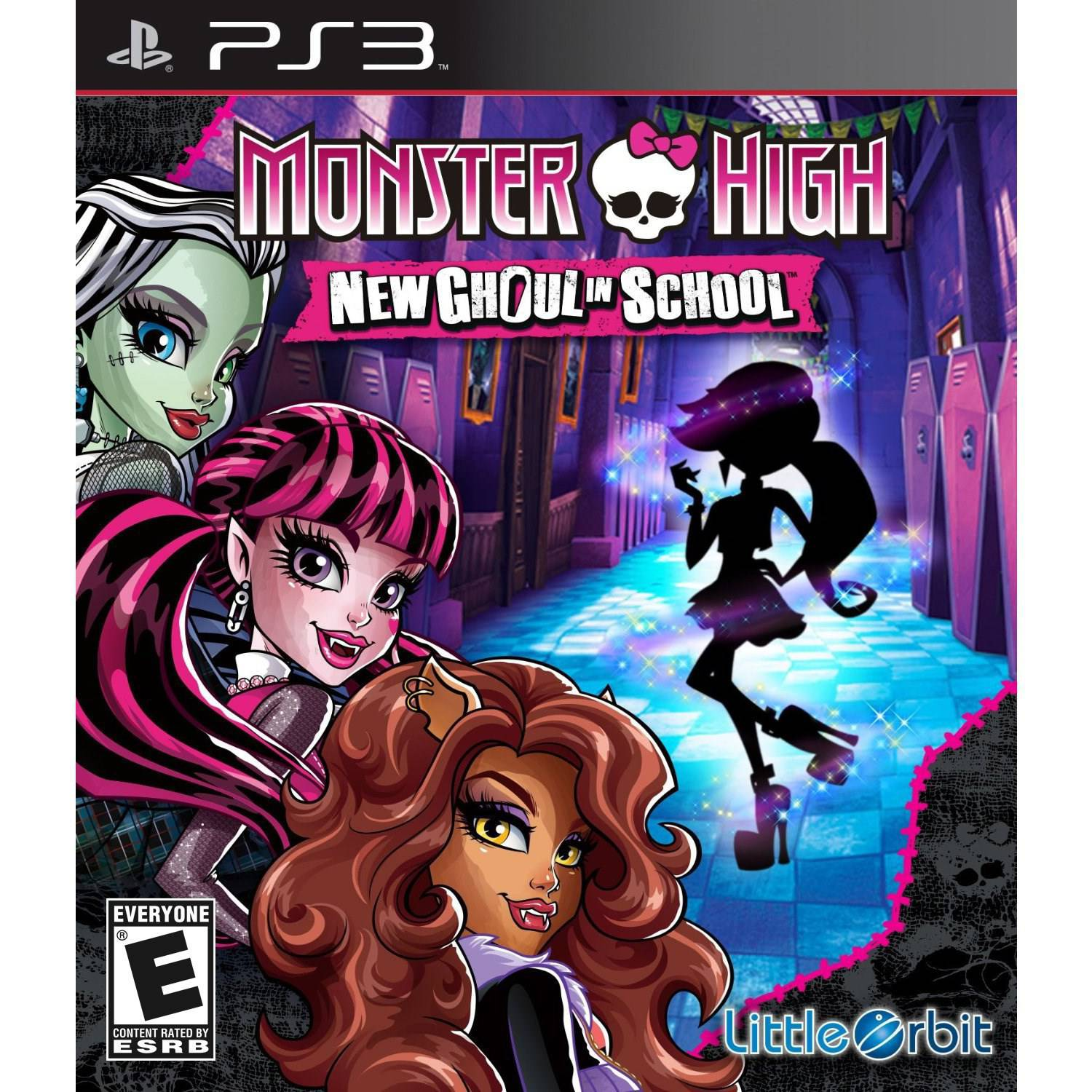 Monster High New Ghoul (PS3) - Pre-Owned