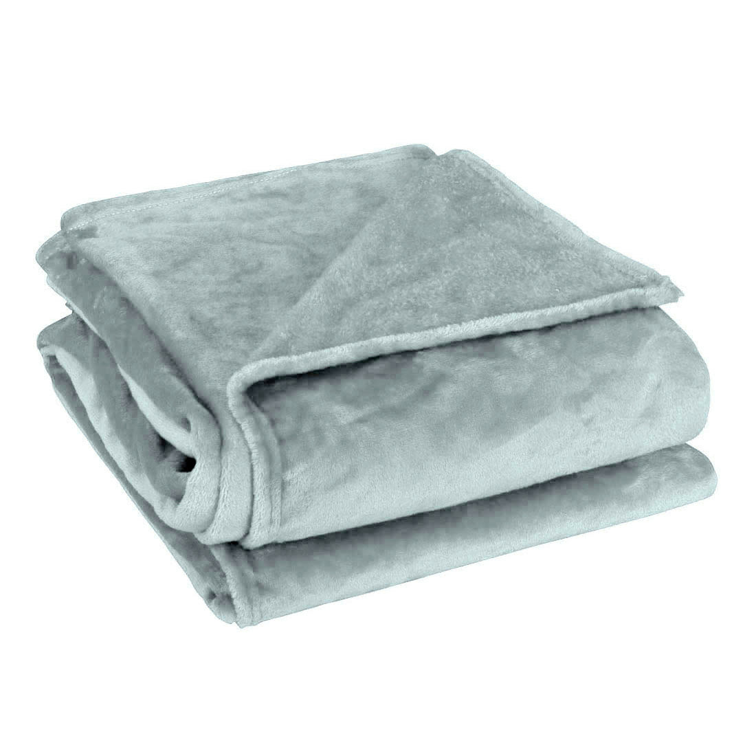 Home Bedroom Warm Soft Microplush Fleece Throw Blanket for Beds Sofa Couch