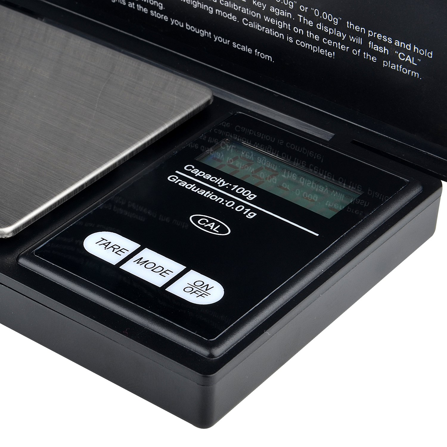 Insten Pocket Digital Scale 0.01 x 100g Jewelry Gold Silver Coin ...
