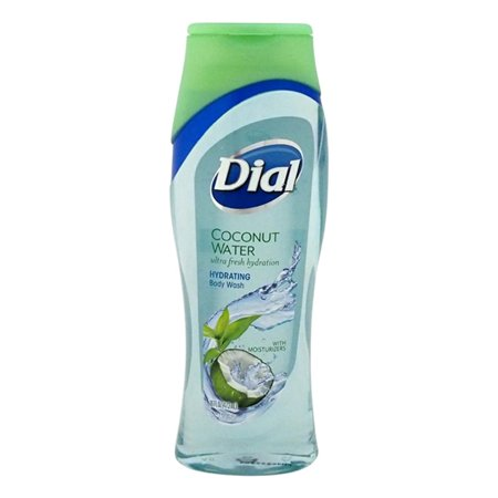 Dial Body Wash, Coconut Water, 16 Ounce
