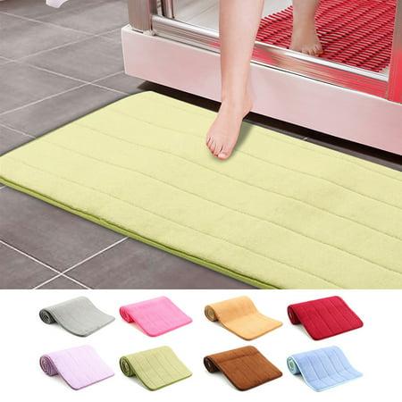 47 X16 Soft Memory Foam Doormat Anti Skid Absorbent