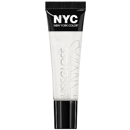 NYC New York Color Kiss Gloss Lip Gloss, 5th Ave Frosting
