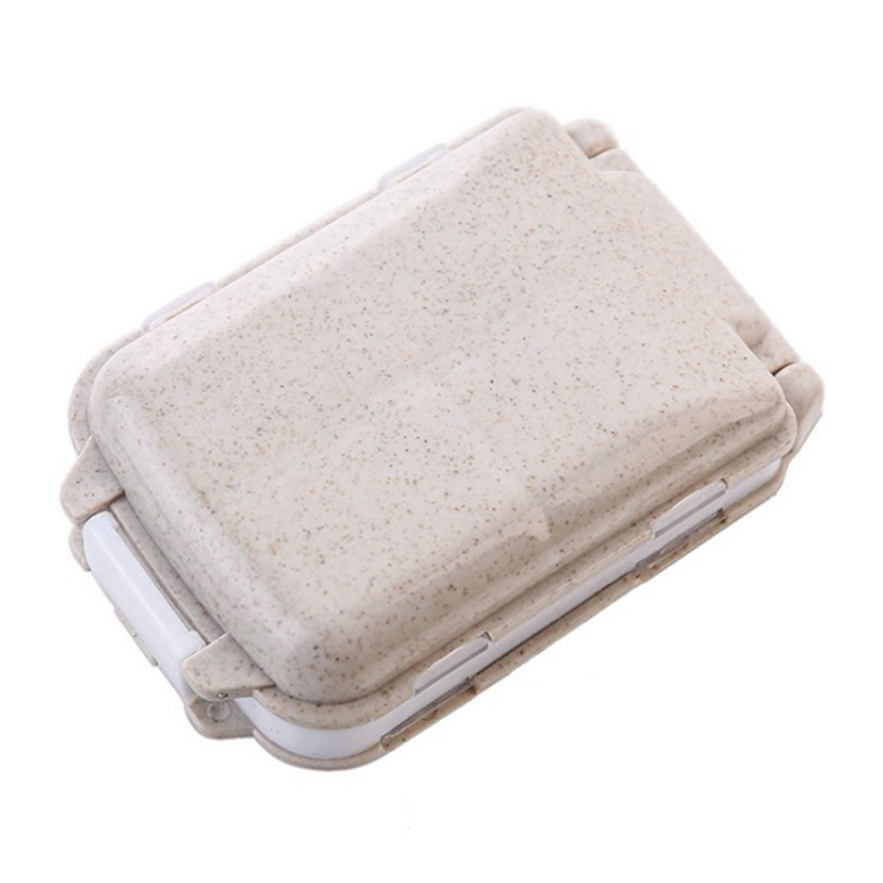 3 Layer Portable Travel Organizer Pill Box Health Medicine Drug Case