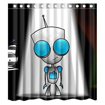 Ganma DC Comics Joker Harley Quinn Shower Curtain Polyester Fabric Bathroom Shower Curtain 60x72 inches