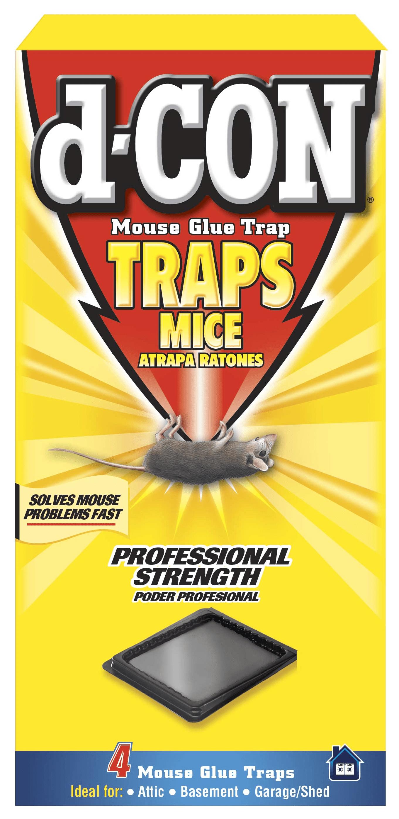D-Con Mouse Trap Bundle 1 ea