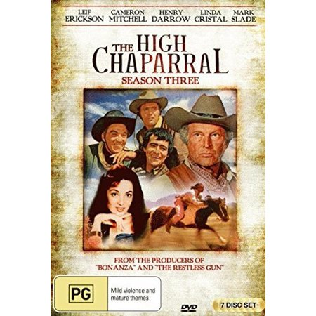 High Chaparral  Season 3