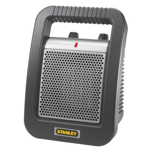 Lasko Stanley 675945 Space Heater Ceramic - Electric - Portable