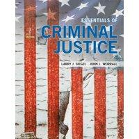 Essentials of Criminal Justice (Paperback)