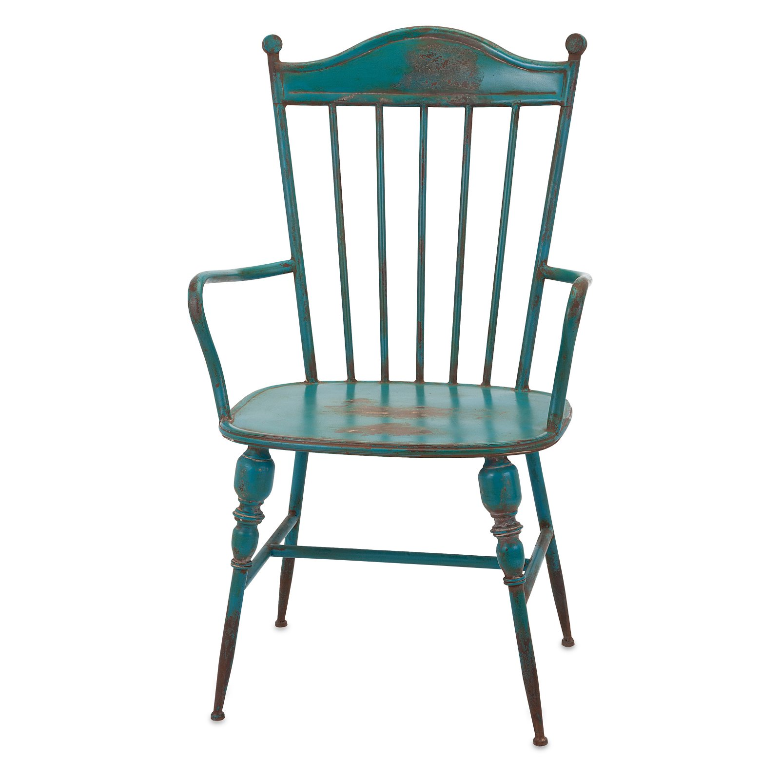 Vintage Westfield Metal Arm Chair