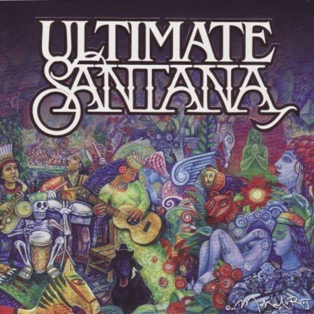 Ultimate Santana (CD)