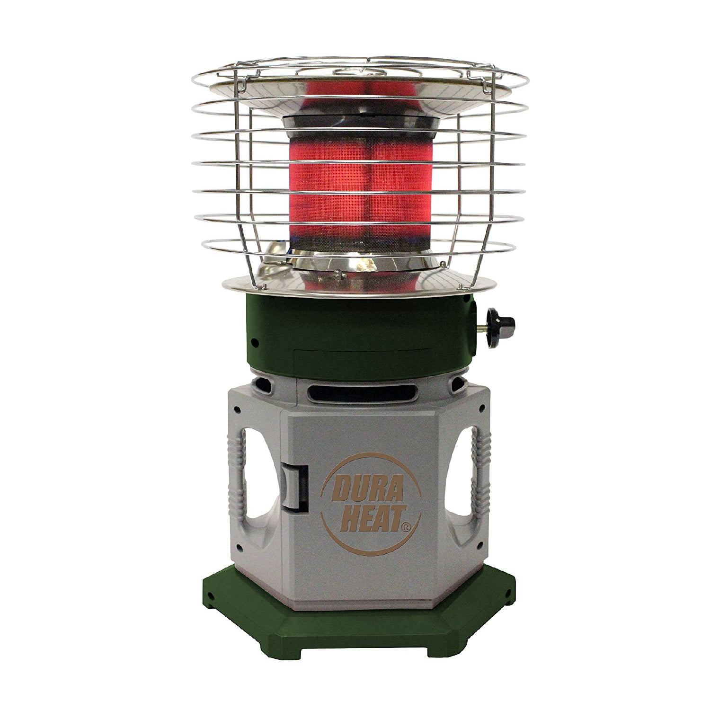 Dura Heat Portable 360� Indoor Outdoor Propane Heater by Dura Heat