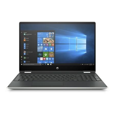 HP Pavilion X360 Convertible 15-DQ0077NR Laptop, 15.6
