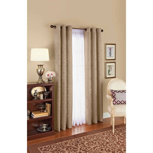 Better Homes And Garden Curtains 96 Inch Long Curtain Panels
