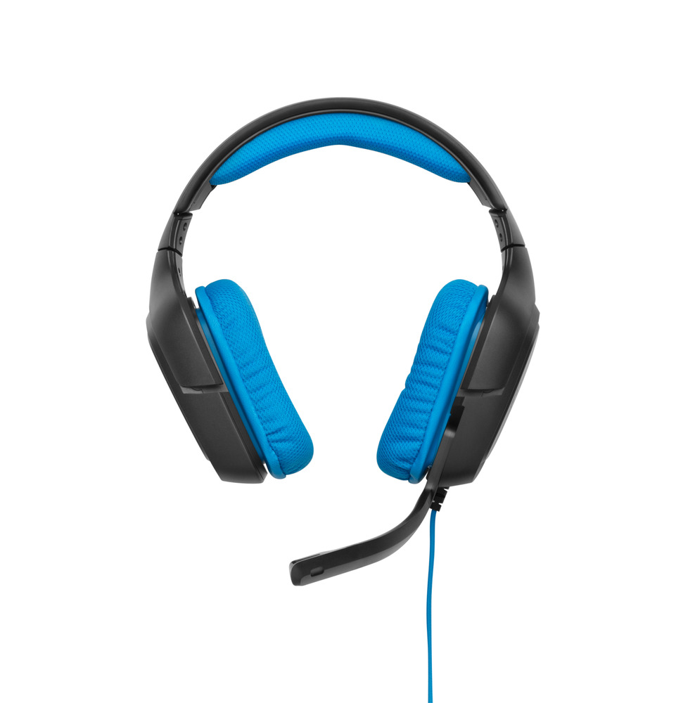 Logitech G430 Headset: X and Dolby 7.1 Surround Sound Gaming Headset by Logitech