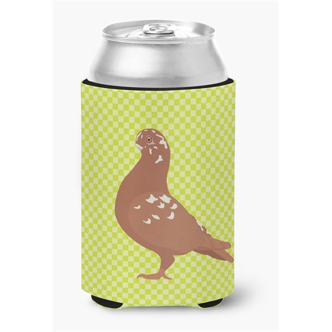 Carolines Treasures BB7779CC African Owl Pigeon Green Can or Bottle Hugger - image 1 of 1