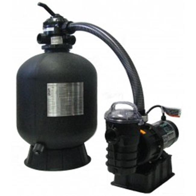Blue Wave NE612 22'' Sta-Rite Sand Filter with 1.5 HP Pump