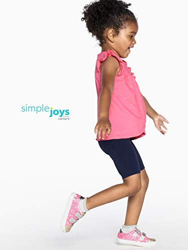 Simple Joys by Carters 3-Pack Bike Shorts Beb/é-Ni/ñas