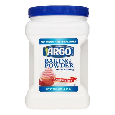ARGO Baking Powder - 60oz