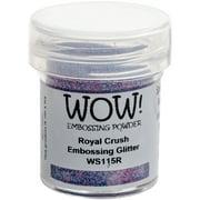 WOW! Embossing Powder 15ml-Royal Crush