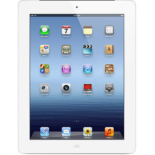 Apple iPad 3 64GB Wi-Fi + Verizon Refurbished