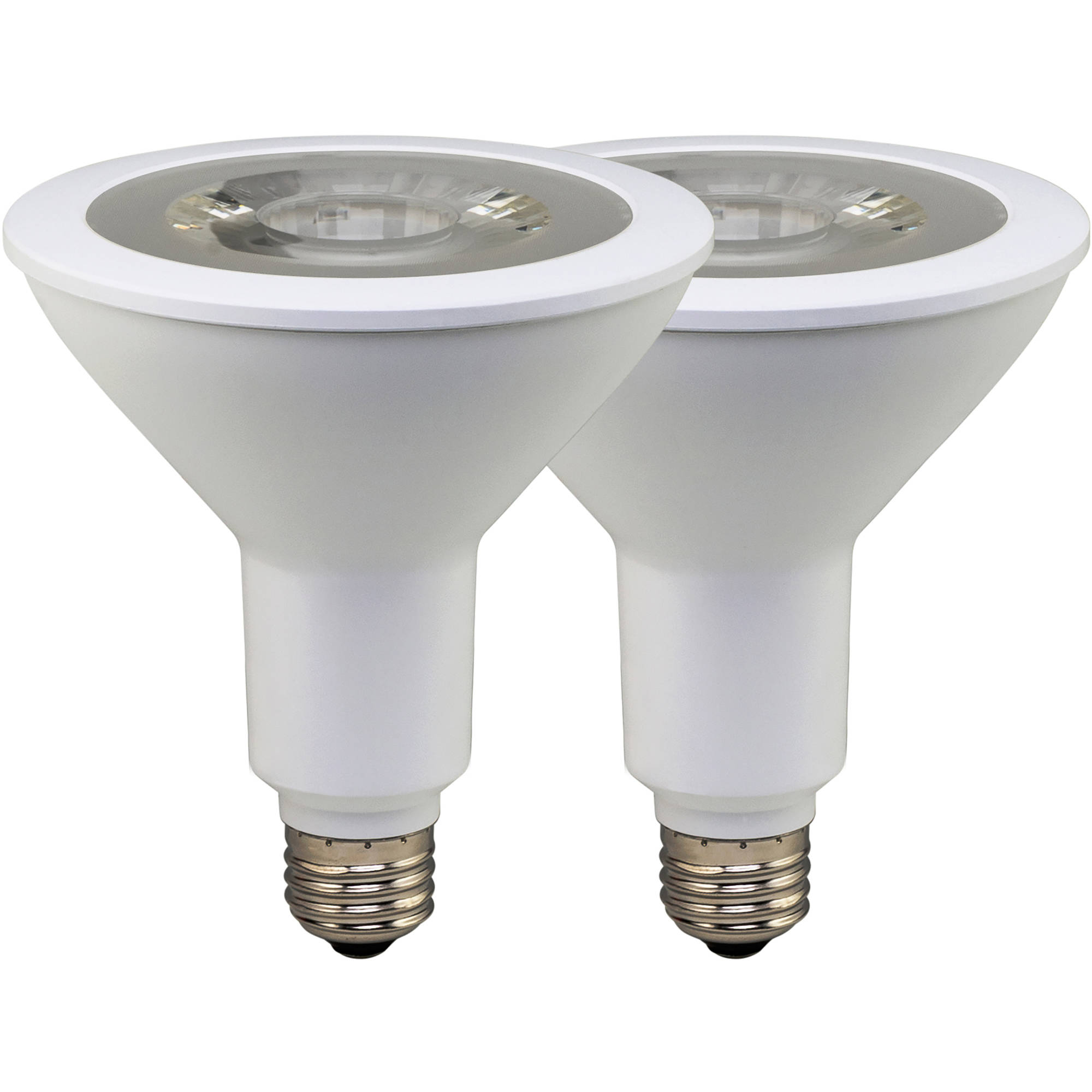 Brinks LED Outdoor Security Light Bulbs, 13W (90W Equivalent), 2-Count