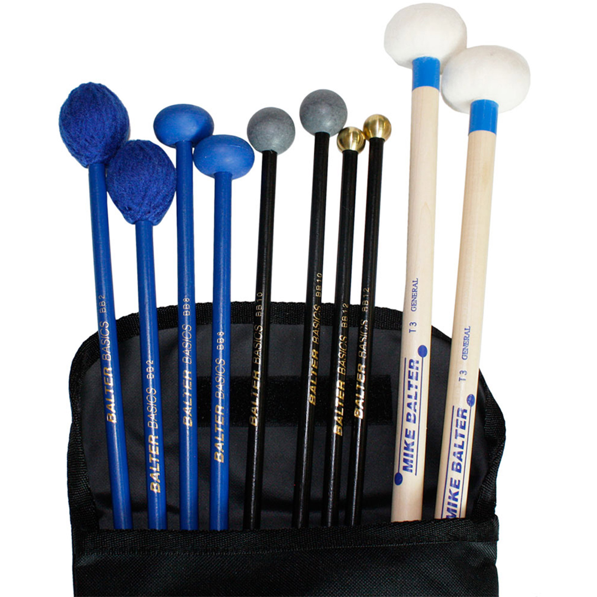 Mike Balter BDS1 Band Director's Special Mallet Prepack by Mike Balter