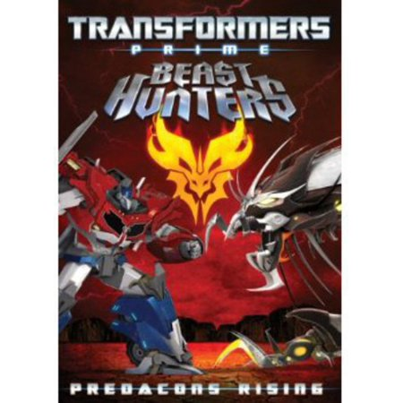 Transformers Prime: Predacons Rising (DVD)](Best Halloween Movies On Amazon Prime)