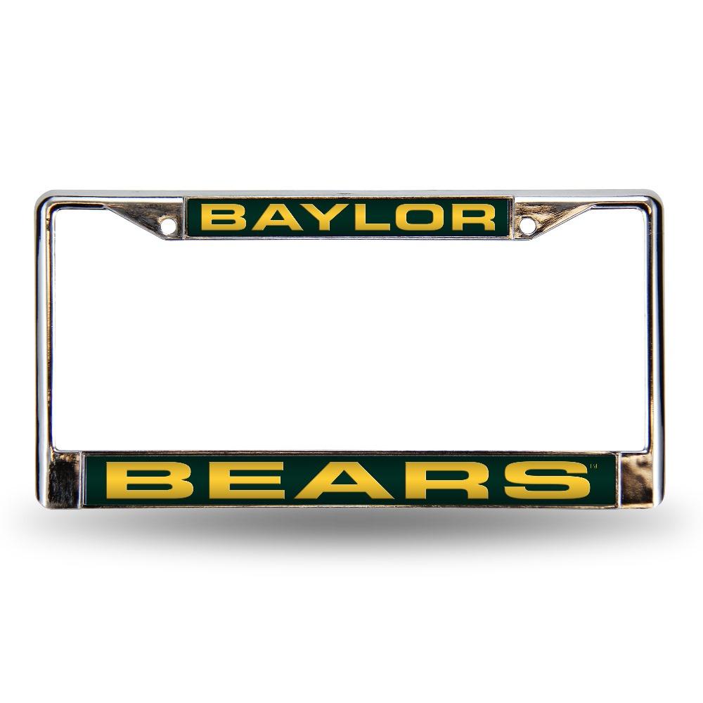 Baylor License Plate Frame