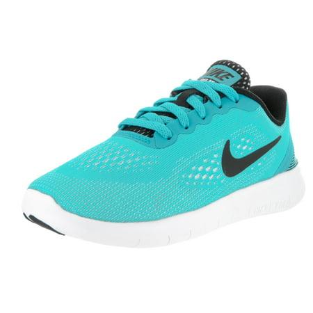 50f4a7cfe9bd9 Nike Kids Free Rn (PS) Running Shoe - Walmart.com