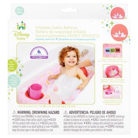 Disney Princess Inflatable Bathtub Walmart Com