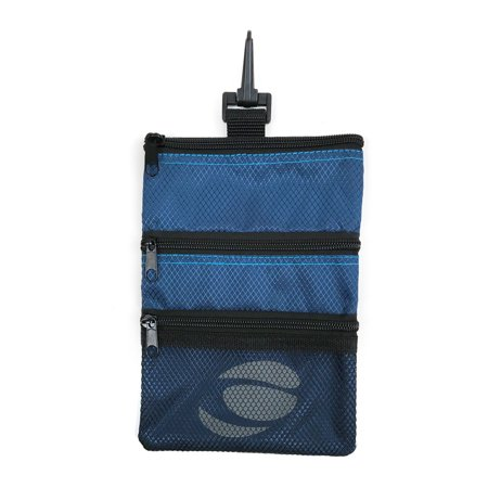 Orlimar Golf Detachable Accessory Pouch, Denim Blue