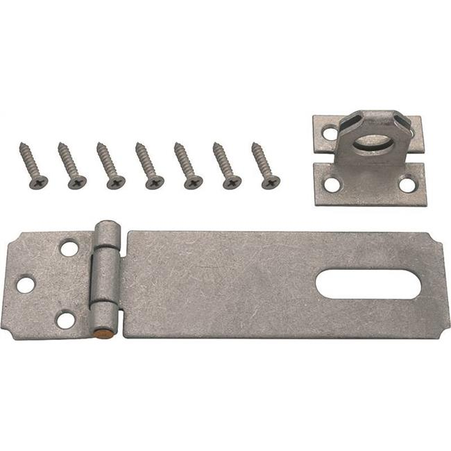 3.5 in. Fixed Staple Safety Steel - Galvanized - image 1 de 1