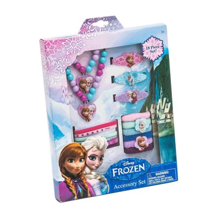 Frozen Accessory Set (20 Pc. Set) - Party Supplies - Frozen Birthday Parties