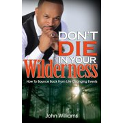 Don't Die in Your Wilderness : How to Bounce Back from Life Changing Events