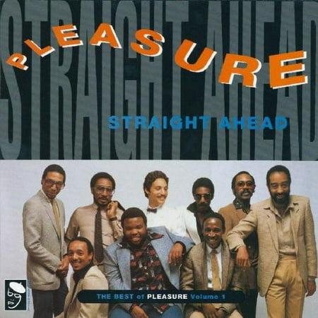 Straight Ahead: Best of Pleasure Vol 1 (Vinyl)