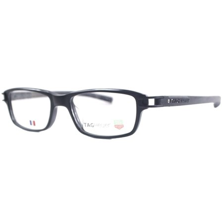 TAG Heuer TAG7602 007 52mm Unisex Rectangle Eyeglasses