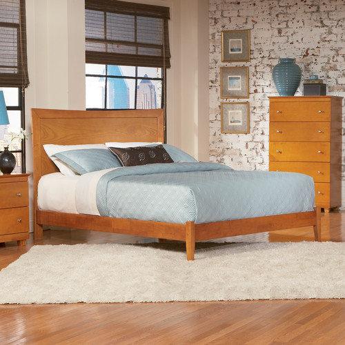 Atlantic Furniture Miami Panel Bed