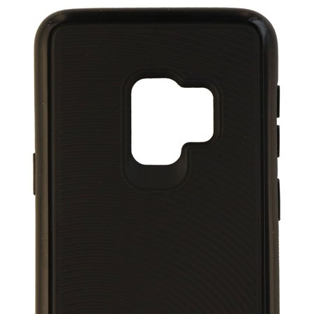 GEAR4 D3O Samsung Galaxy S9 Black Battersea case - SGS9BTSBLK
