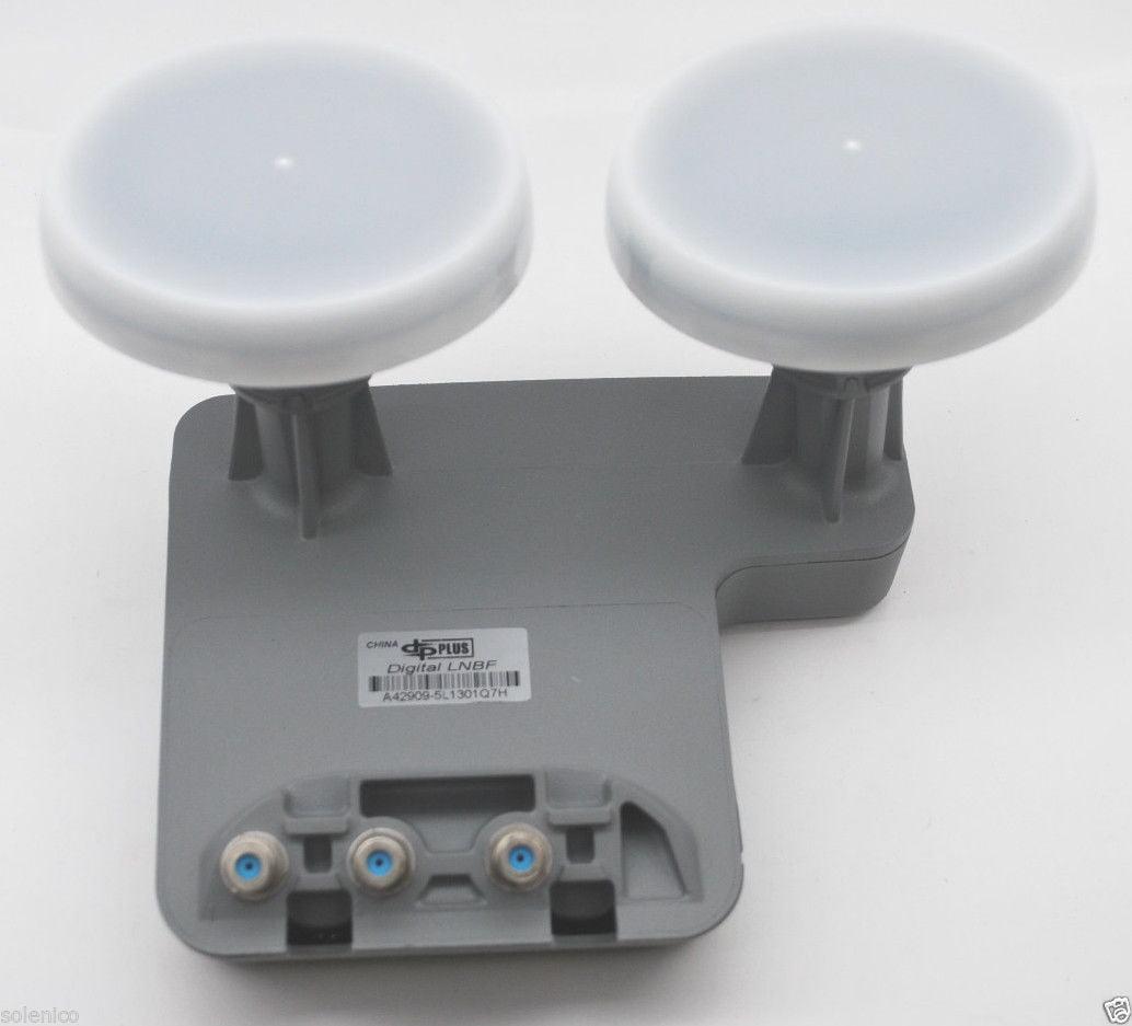 Dish Network 1000 2 Eastern Arc Dpplus Hdtv 72 7  U0026 61 5