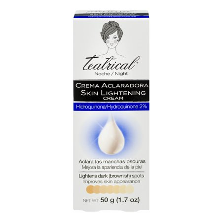 Teatrical Skin Lightening Cream, 1.7 OZ
