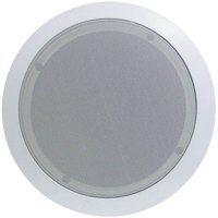 """PYLE PDIC81RD 8"""" 1000W Round Wall And Ceiling Home Speakers 2 PAIR"""
