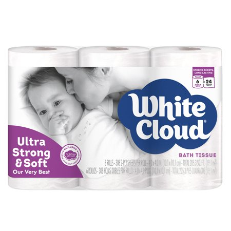 white cloud bathroom tissue white cloud ultra strong and soft bath tissue 330 sheets 21511 | eb8753e3 f096 4a4c b7b5 02a28b73dbdf 2.def4e114a443336eda532c38d9ede87c