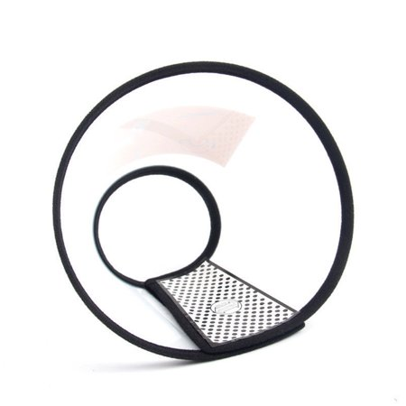 Pet Dogs Cats Cone Protective Collar Wound Healing Protection Cover Size:5# - image 3 de 8