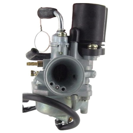 Polaris Atv Carburetor - Carburetor Arctic Cat Can-Am Eton Polaris Yamaha ATV Scooter Electric Choke