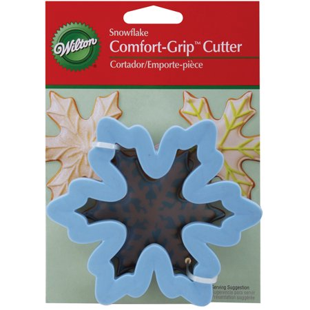 Snowflake Cookie Cutter - Comfort - Grip Cookie Cutter 4