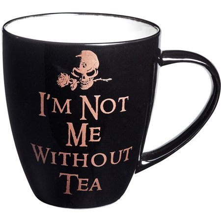 Not Bone China (Alchemy of England Not Me Without Tea Bone China Mug)