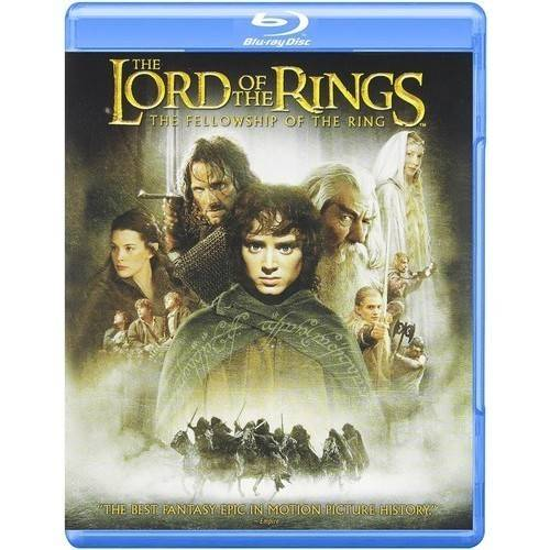 Lord of the Rings: Fellowship of the Ring   Battle (Blu-ray) by