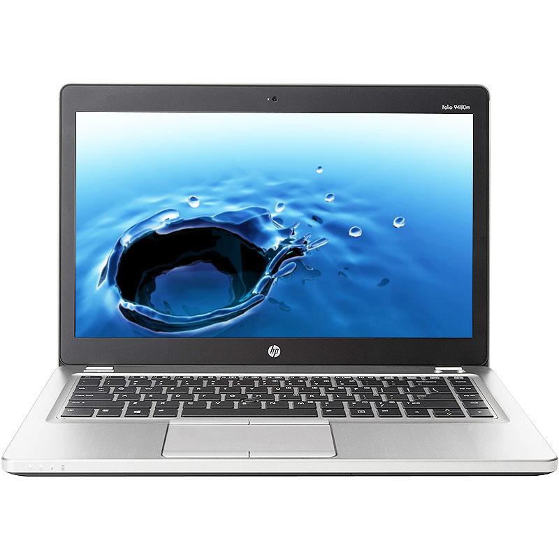 "Refurbished HP Folio 9480M 2.0GHz i5 8GB 320GB Windows 10 Pro 64 14"" Laptop B Camera"